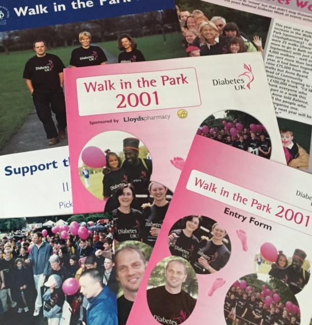 LLoydspharmacy, Diabetes UK, Walk in the Park, Walk for Diabetes, Diabetes, Charity Spotlight, Opencity Inc.