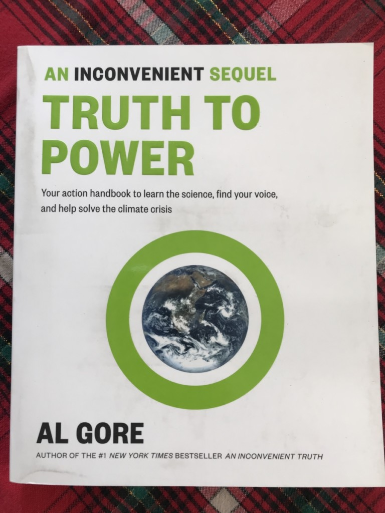 An Inconvenient Sequel, Truth to Power, Al Gore