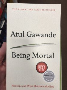 Atul Gawande, Being Mortal, Toronto Health Innovation Week. Recommended reads