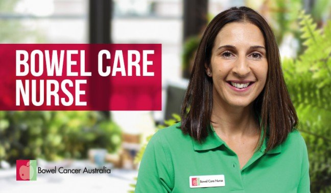 Bowel Cancer Australia, Bowel Care Nurse, Opencity Inc,
