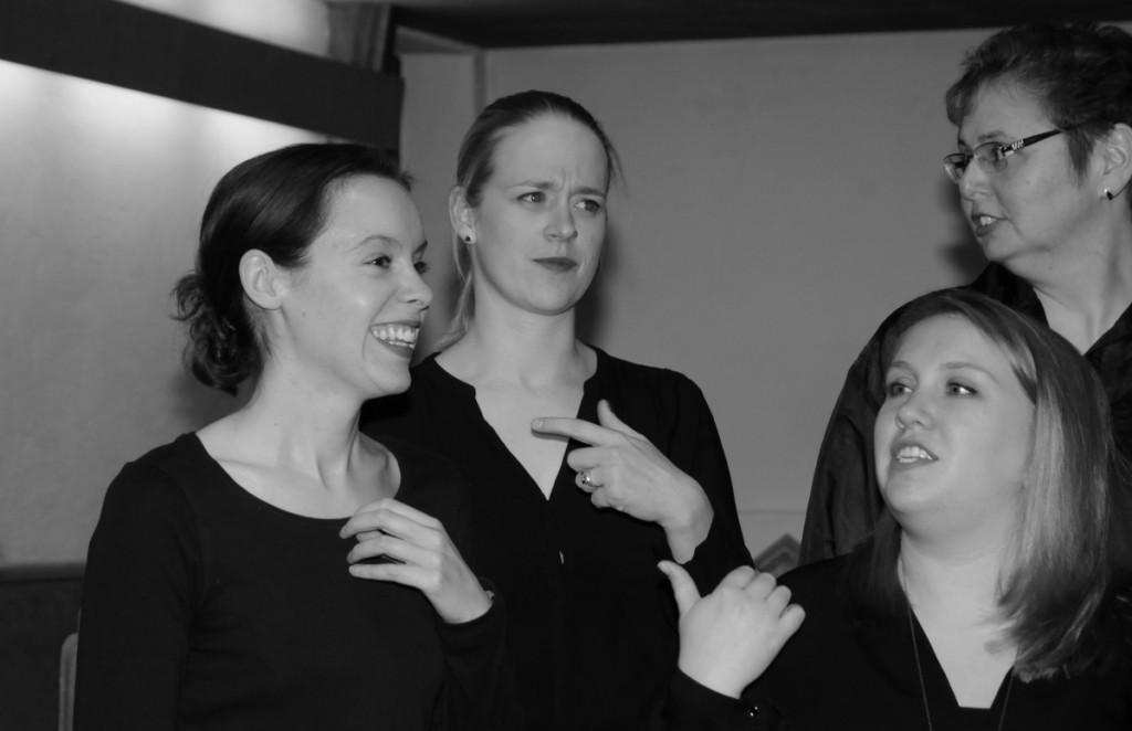 Opencity Inc., Cantala Women's Choir, brand development, online presence