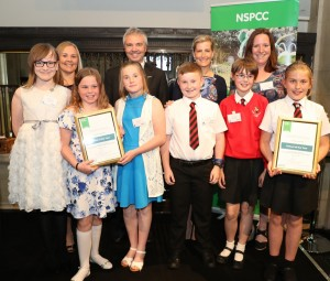 Childline, NSPCC, Charity Spotlight, Countess of Wessex, Peter Wanless