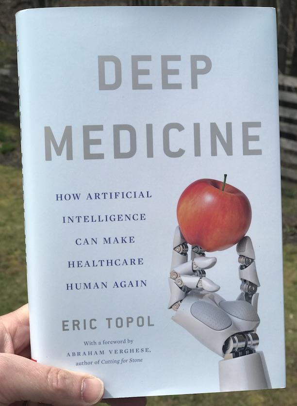 Eric Topol, Deep Medicine, Physician-led health tech innovation, TFHC2019