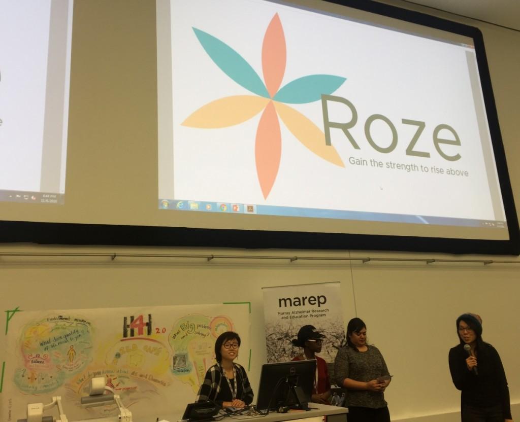 Hack4Health 2.0, H4H, University of Waterloo, Opencity Inc., Roze