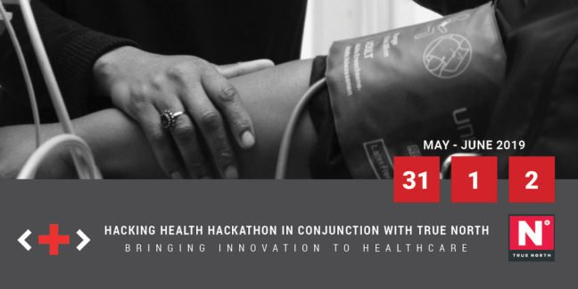 Social Isolation, True North, Hacking Health, Hackathon