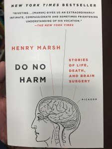 Henry Marsh, Do No Harm, Recommended read, Toronto Health Innovation Week