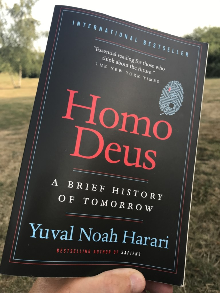 Sapiens and Homo Deus by Yuval Noah Harari changed our thinking in 2018