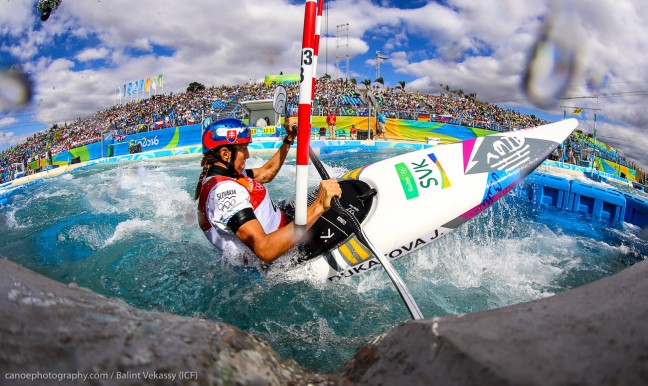 Opencity Inc., Balint Vekassy, Rio, Content Kingdom, canoe slalom, International Canoe Federation, Planet Canoe