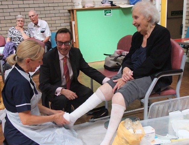 LLCF-Lindsay-Leg-Club-Foundation-Wounds-Members-Charity-Spotlight-@gregiej-OpencityInc