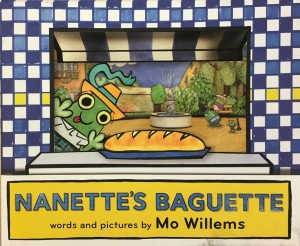 Nanette's Baguette, Mo Willems, worthwhile reads