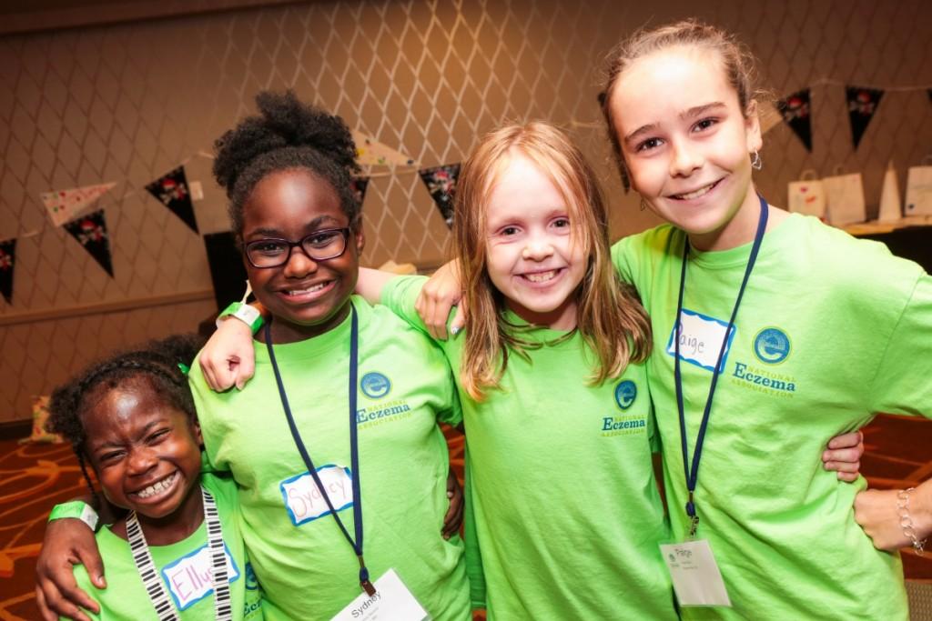 National Eczema Association, NEA, Charity Spotlight, Opencity Inc.,