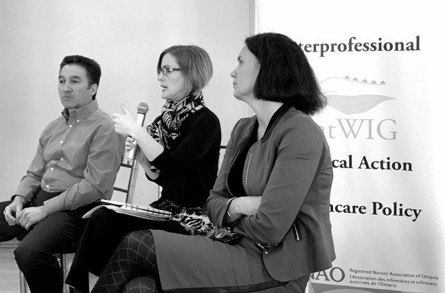 Wound Care Quality Standards, Ontario, RNAO, OntWIG symposium