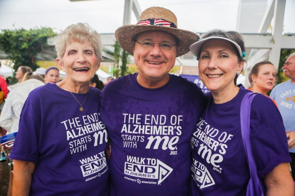 Opencity Inc., Alzheimer's Association, Charity Spotlight, Walk to End Alzheimer's, Joe Jacobi