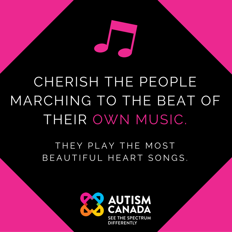 Opencity Inc, Charity Spotlight, Autism Canada, WAAD, Own Music
