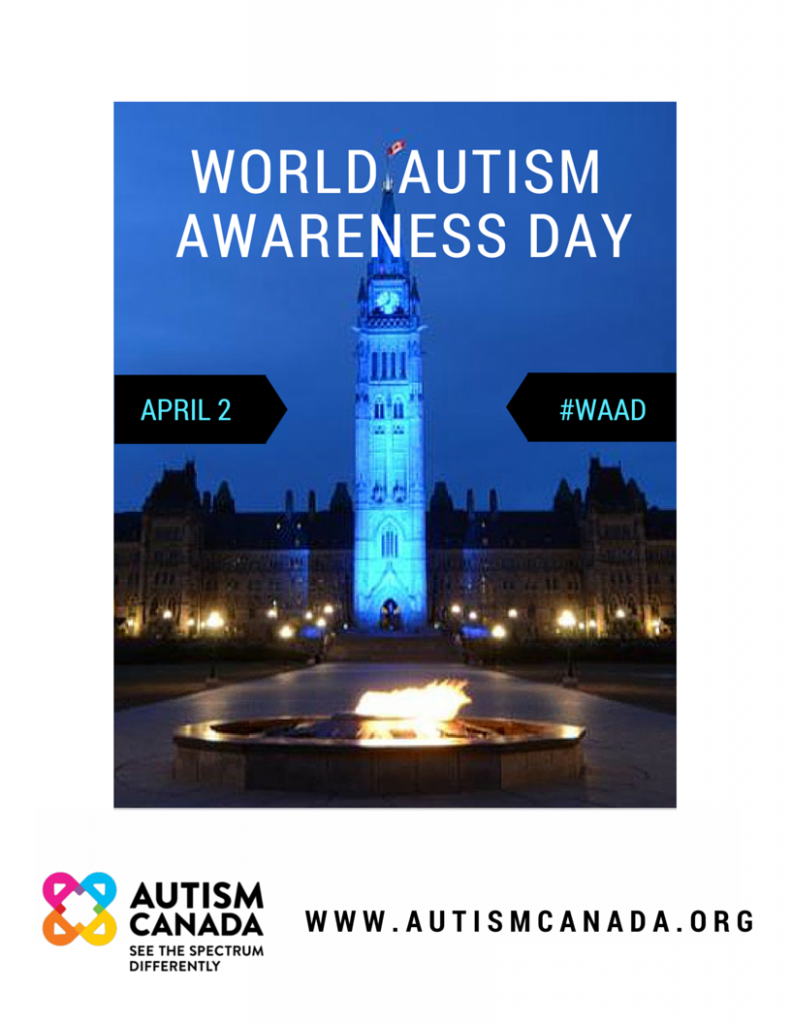 Opencity Inc, Autism Canada, World Autism Awareness Day, #WAAD, Charity Spotlight