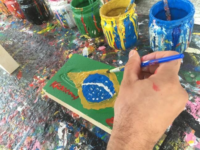 Opencity Inc., Charity Spotlight, Beneficial Brick, Prague, Street-Art, Brazil