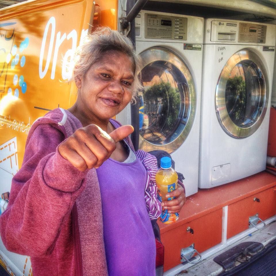 Orange Sky Laundry, Opencity Inc., Charity Spotlight, Australia, homeless