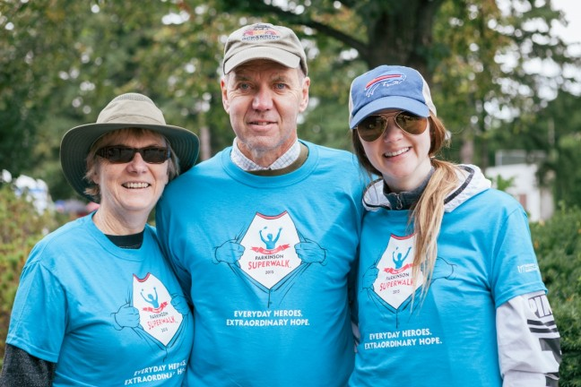 Opencity Inc., Charity Spotlight, Parkinson Canada, Parkinson SuperWalk, Parkinson's