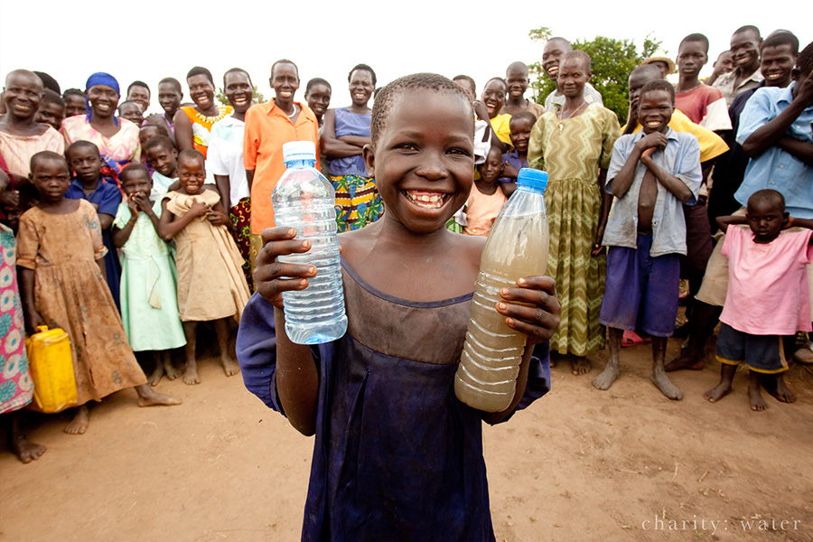 Opencity Inc., charity: water, charity spotlight, social responsibility, inbound nonprofit,
