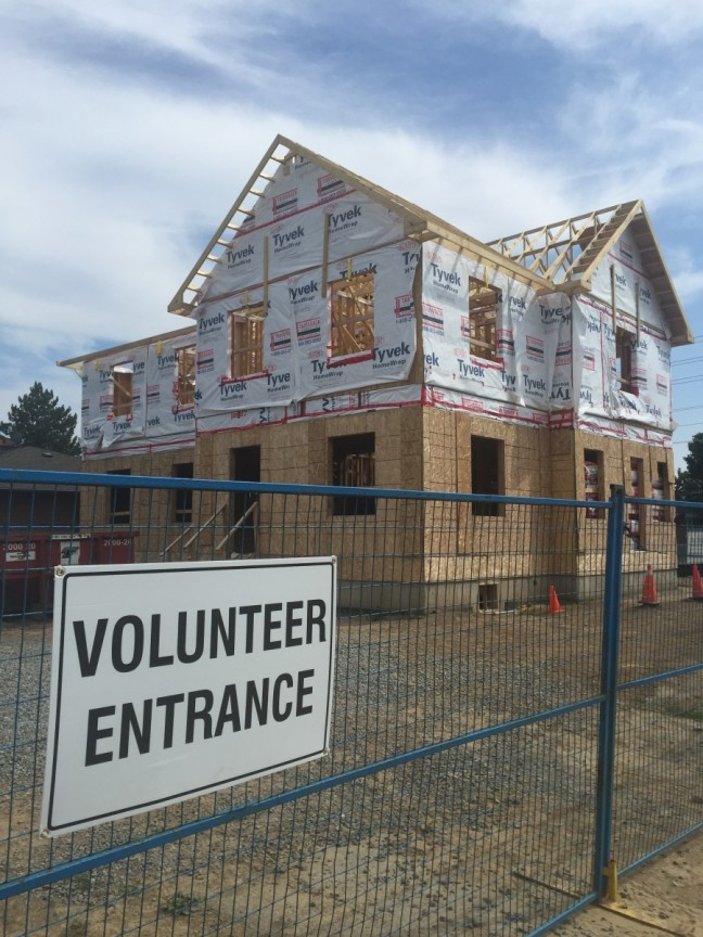 Opencity Inc., Habitat for Humanity, Milton Transitional Housing, ReStore, charity spotlight