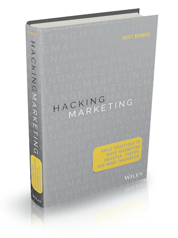 Opencity Inc, Love Lose April, Hacking Marketing, Scott Brinker,