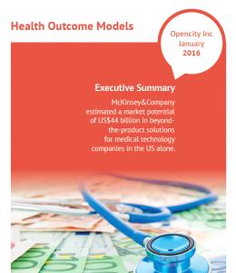 Opencity Inc Health Outcome Models white paper