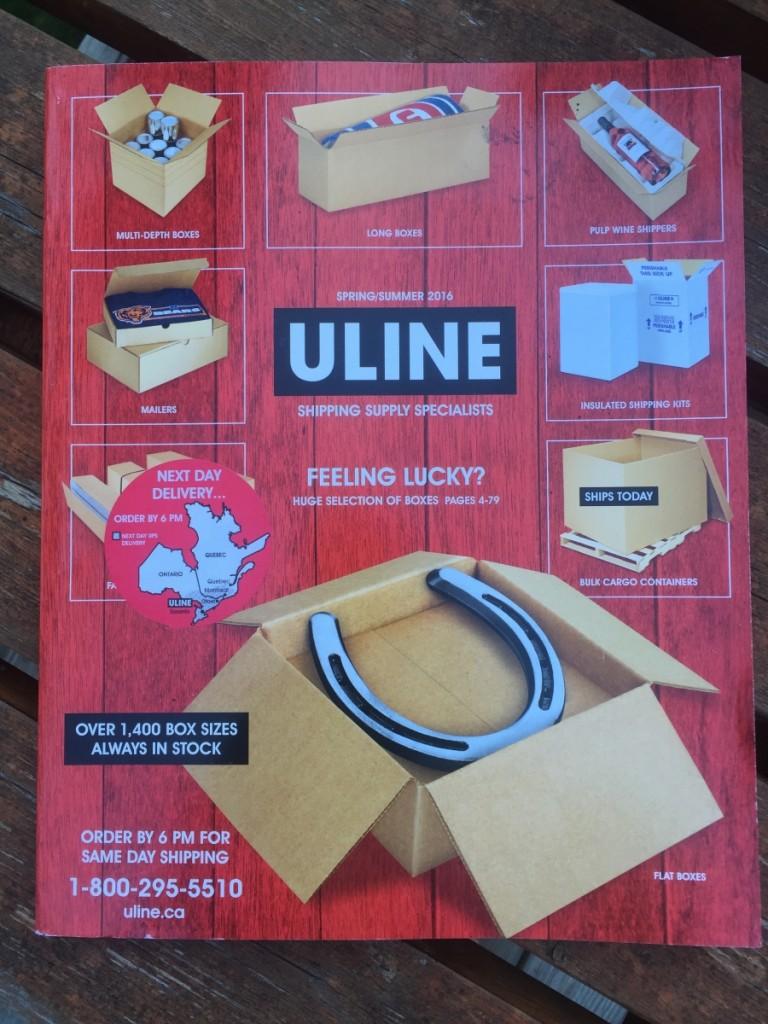 Opencity Inc., Love Lose June, Uline