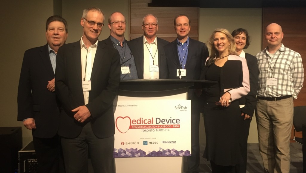 Opencity Inc. Medical Device, Commercialization Playbook, Starfish Medical, MEDEC, MaRS, medtech, Toronto, Canada