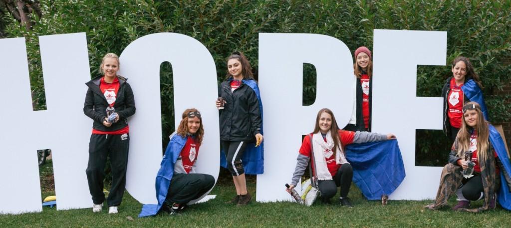 Opencity Inc., Charity Spotlight, Parkinson Canada, SuperWalk, Hope