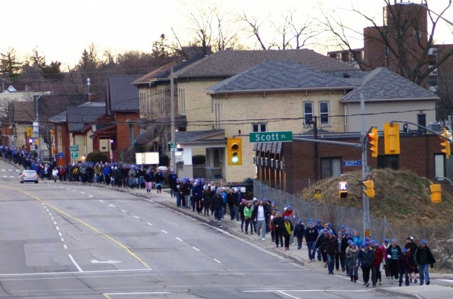 Opencity Inc., Ray of Hope, Kitchener, Waterloo, Charity Spotlight, Coldest Night of the Year
