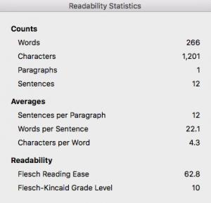 Opencity Inc, speaker biographies, readability, Microsoft Word