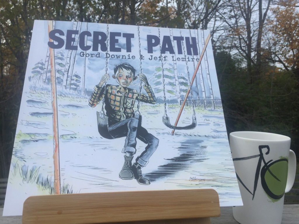 Opencity Inc., Secret Path, Love Lose October, Gord Downie