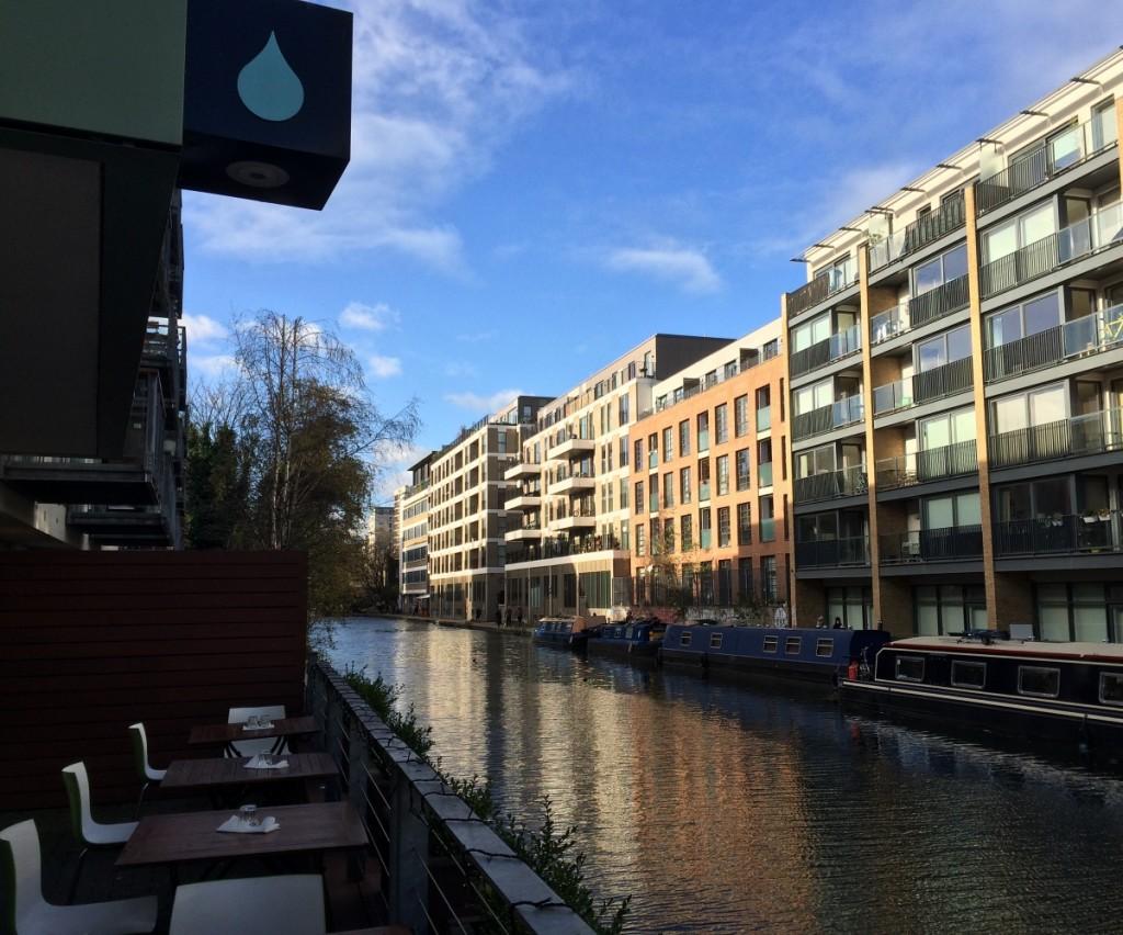 Opencity Inc, Charity Spotlight, Waterhouse Restaurant, Shoreditch Trust, Blue Marble Training