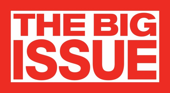 Opencity Inc., The Big Issue, Charity Spotlight