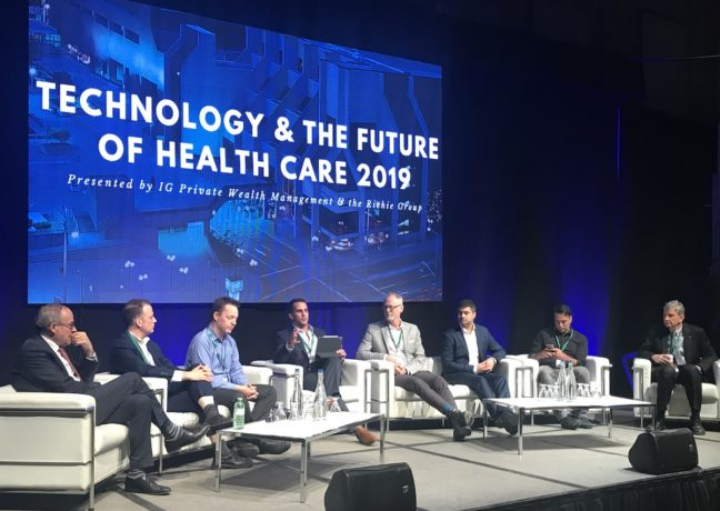 Physician-led health tech innovation, Technology & the Futures of Health Care 2019 conference, gregiej