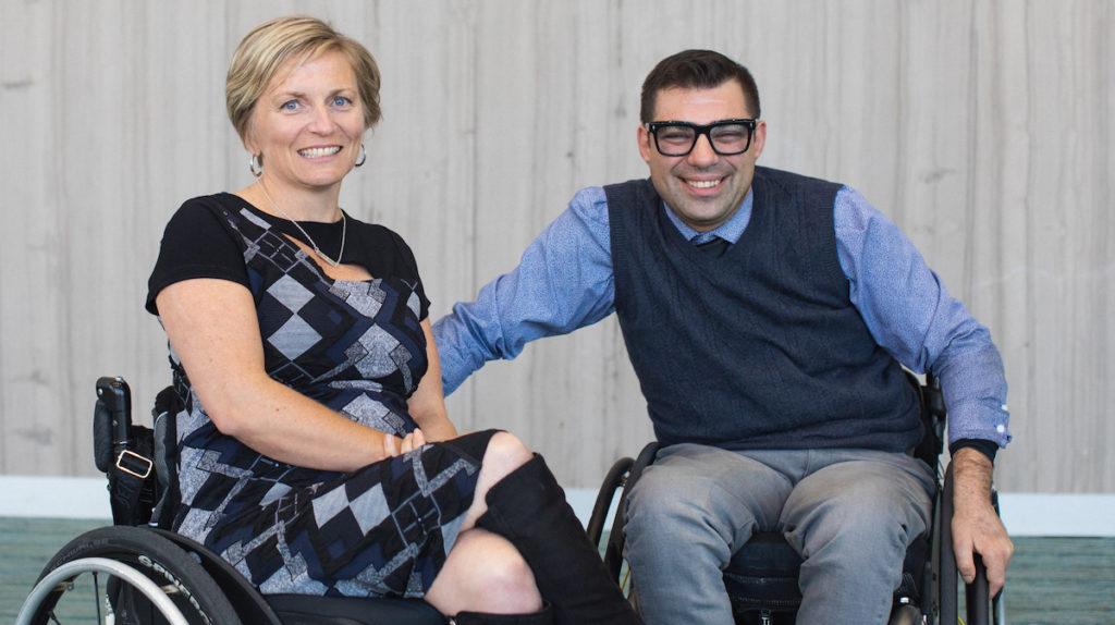 Spinal Cord Injury Ontario, SCIO, Peter Athanasopoulos, VIP4SCI