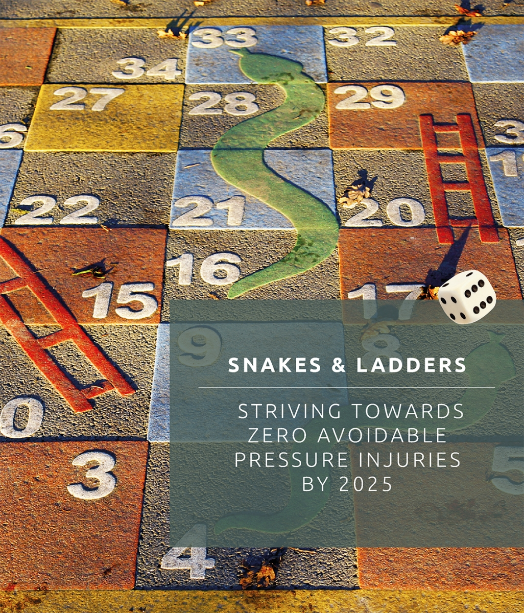 Snakes & Ladders, Pressure Injuries, Curiato Inc