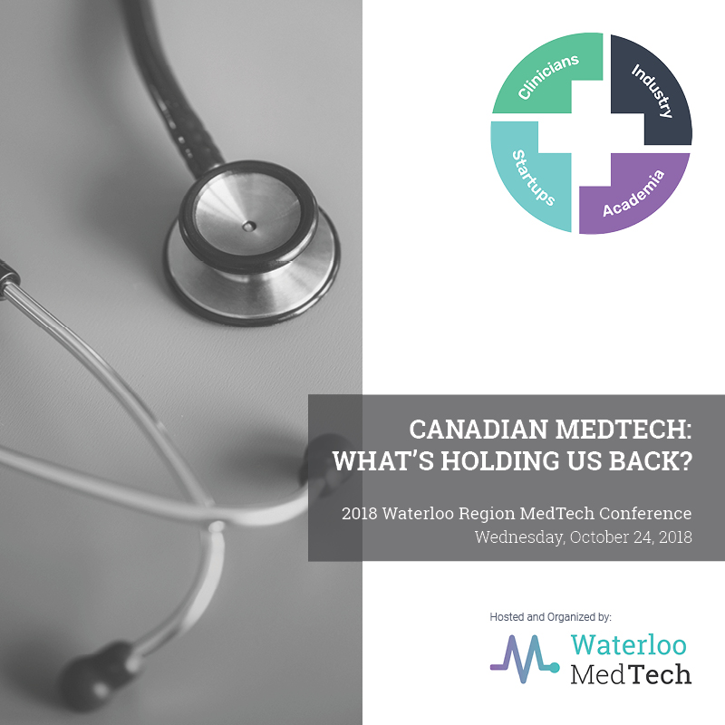 Waterloo Medtech, Waterloo Region, health tech, gregiej, opencityinc, proceedings report